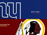 New York Giants vs Washington Redskins