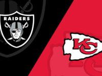 Oakland Raiders vs Kansas City Chiefs