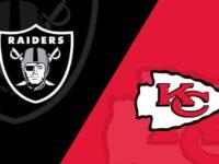 Oakland Raiders vs Kansas City Chiefs
