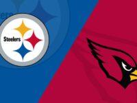 Pittsburgh Steelers vs Arizona Cardinals