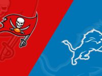 Tampa Bay Buccaneers vs Detroit Lions