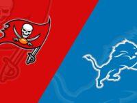 Tampa Bay Buccaneers vs Detroit Lions