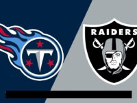 Tennessee Titans vs Oakland Raiders