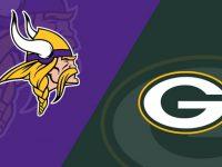 Green Bay Packers vs Minnesota Vikings