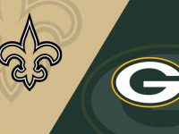Green Bay Packers vs New Orleans Saints