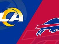 Los Angeles Rams vs Buffalo Bills