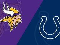 Minnesota Vikings vs Indianapolis Colts