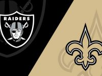 New Orleans Saints vs Las Vegas Raiders