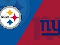 Pittsburgh Steelers vs New York Giants