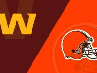 Washington Football Team vs Cleveland Browns