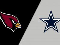 Arizona Cardinals vs Dallas Cowboys
