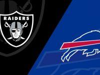 Buffalo Bills vs Las Vegas Raiders