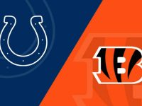 Cincinnati Bengals vs Indianapolis Colts
