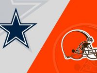 Cleveland Browns vs Dallas Cowboys