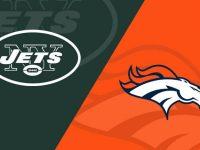 Denver Broncos vs New York Jets