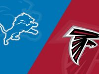 Detroit Lions vs Atlanta Falcons