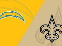 Los Angeles Chargers vs New Orleans Saints
