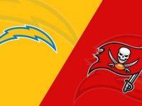 Los Angeles Chargers vs Tampa Bay Buccaneers