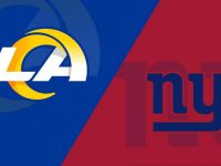 New York Giants vs Los Angeles Rams