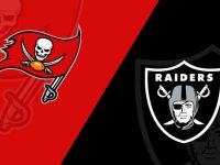 Tampa Bay Buccaneers vs Las Vegas Raiders