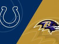 Baltimore Ravens vs Indianapolis Colts