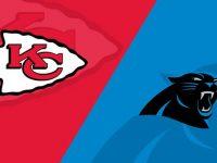 Carolina Panthers vs Kansas City Chiefs