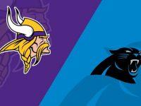 Carolina Panthers vs Minnesota Vikings