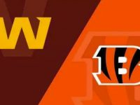 Cincinnati Bengals vs Washington Football Team