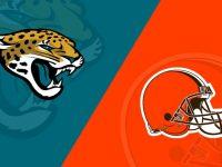 Cleveland Browns vs Jacksonville Jaguars