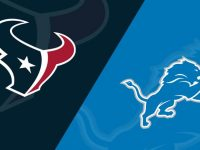 Houston Texans vs Detroit Lions