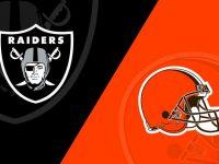 Las Vegas Raiders vs Cleveland Browns