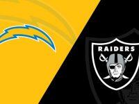 Las Vegas Raiders vs Los Angeles Chargers