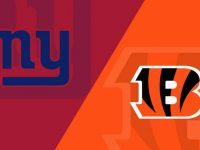New York Giants vs Cincinnati Bengals