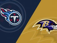 Tennessee Titans vs Baltimore Ravens