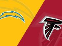Atlanta Falcons vs Los Angeles Chargers