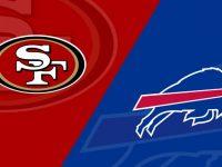 Buffalo Bills vs San Francisco 49ers