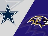 Dallas Cowboys vs Baltimore Ravens