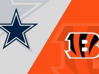 Dallas Cowboys vs Cincinnati Bengals