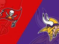 Minnesota Vikings vs Tampa Bay Buccaneers
