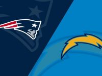 New England Patriots vs Los Angeles Chargers