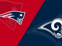 New England Patriots vs Los Angeles Rams