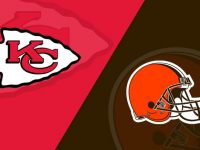 Cleveland Browns vs Kansas City Chiefs