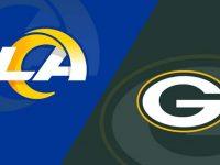 Los Angeles Rams vs Green Bay Packers