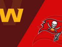 Tampa Bay Buccaneers vs Washington Football Team