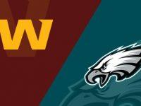 Washington Football Team vs Philadelphia Eagles