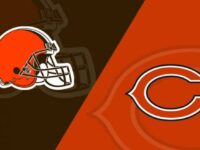 Chicago Bears vs Cleveland Browns