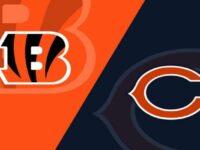 Cincinnati Bengals vs Chicago Bears