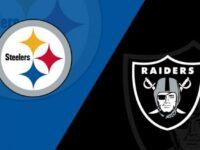 Las Vegas Raiders vs Pittsburgh Steelers