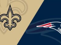 New Orleans Saints vs New England Patriots