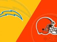 Cleveland Browns vs Los Angeles Chargers
